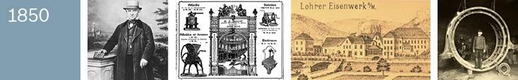 História 1850