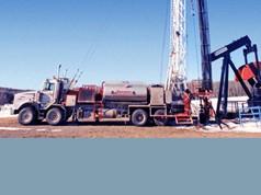 Extração de Óleo e Gás (em terra)