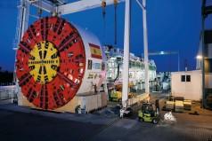 Máquinas de Perfuração de Túneis