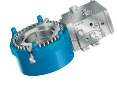 Cilindro de controle de medição automático hidráulico de grande porte