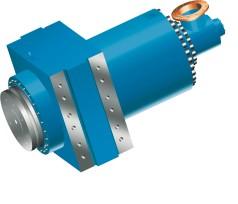 Cilindros de prensa para enfardamento hidráulicos de grande porte