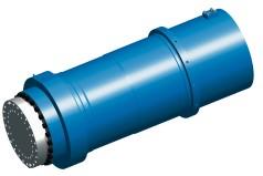 Cilindros de prensa para forjamento hidráulicos de grande porte