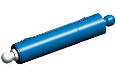 Cilindro de propulsão hidráulico de grande porte
